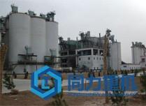 300t/d活性石灰生产线解决方案