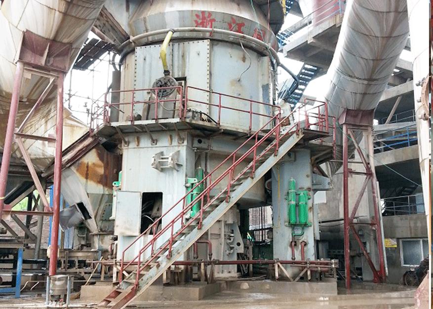 锰渣立磨机