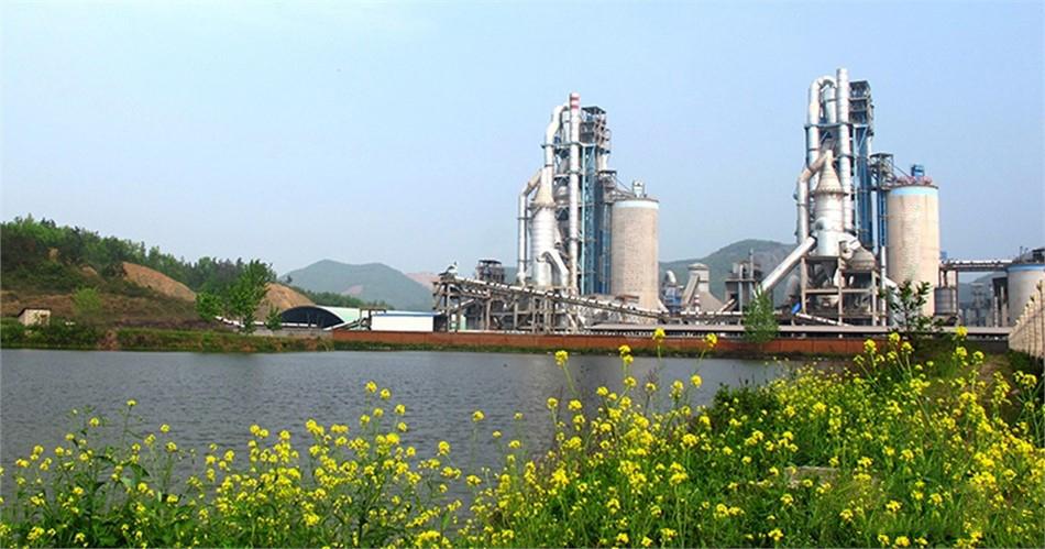 矿渣微粉生产线图片